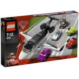 Lego Cars 8638: Spy Jet Escape