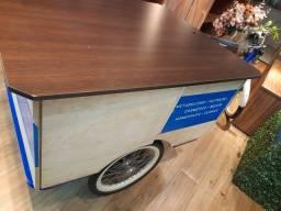 Bike Food - Bike Truck - Quiosque Oportunidade De Negócio