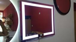 Título do anúncio: Espelho Camarim 58x50 com sensor touch