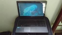 Notebook Acer bem conservado- ( particular não passo cartão ).