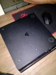 PS4 + 2 controles + Head set gold edition + smart tv