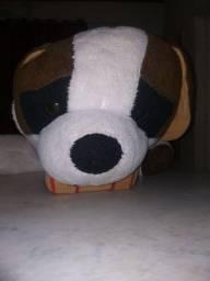 Cachorro em pelúcia super conservado