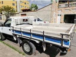 Título do anúncio: S10 carroceria de madeira