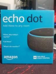 Echo Dot (3ª Geração) [Novo/Lacrado]