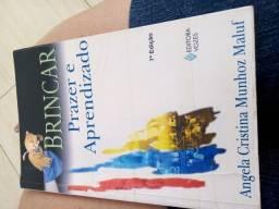 Livro Brincar Prazer e Aprendizado