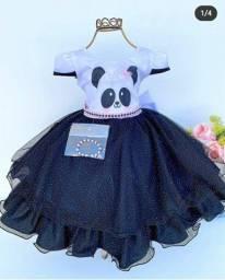 Título do anúncio: Vestido Panda #677