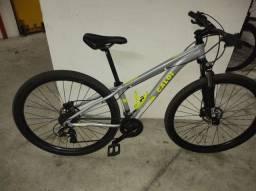 Título do anúncio: Bicicleta Caloi Explorer  Tam.15