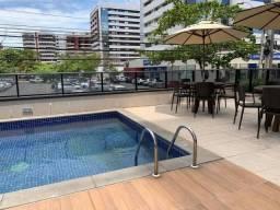 Apartamento para alugar com 3 dormitórios em Jatiúca, Maceió cod:644