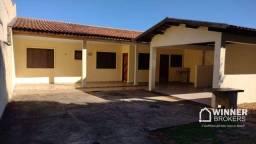 Casa, 109 m² - venda por R$ 350.000,00 ou aluguel por R$ 1.000,00/mês - Parque das Laranje