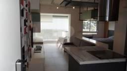 Apartamento à venda com 1 dormitórios em Pinheiros, São paulo cod:353-IM341757