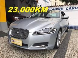 Jaguar Xf 3.0 portfolio supercharged v6 gasolina 4p automático