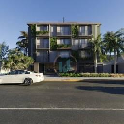 Apartamento com 2 dormitórios à venda, 44 m² por R$ 534.785,00 - Cabo Branco - João Pessoa