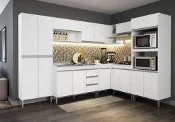 Cozinha modulada Helena