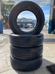 4 pneus 185/65/15 R$1.000,00