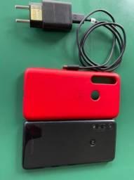 Moto g8 play aparelho bem conservado analiso trocas em celular