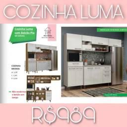 Cozinha Luna Completa