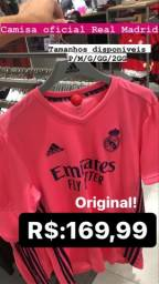 Camisas real Madrid 2021 original!
