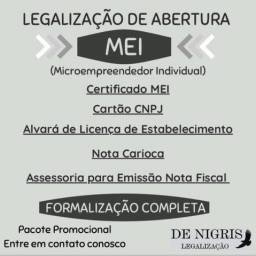 Título do anúncio: Abertura de MEI (Microempreendedor Individual)