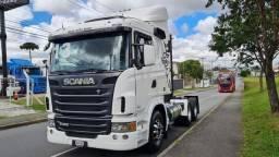 Scania G 400 6x2 Trucado 2013