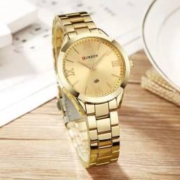 Título do anúncio: Relógio curren feminino