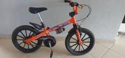 Bicicleta extreme nathor aro 16