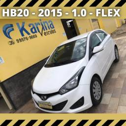 HB20 - 2015 - 1.0 - Flex