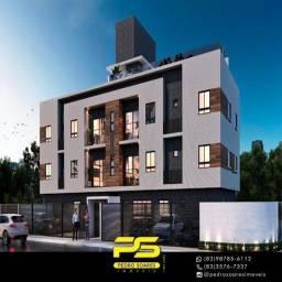 Apartamento com 2 dormitórios à venda, 51 m² por R$ 200.000,00 - Tambauzinho - João Pessoa