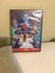 Título do anúncio: DVD original Disney Encantada