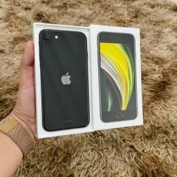 iPhone SE Novo 64gb C/NF ac/Cartão e Entrego
