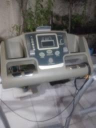 Vendo esteira elétrica vai até 120 k valor 999 reais