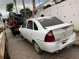 Sucata Corsa Premium para retirada de peças