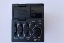 Preamp Takamine TP-4T serve para todos os Violões Takamine  da Série G