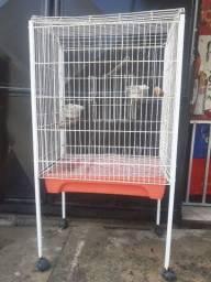 Título do anúncio: Gaiola para papagaio calopsita