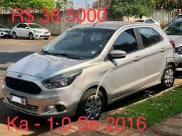 Título do anúncio: Ford Ka 1.0 Se 2016 Completo