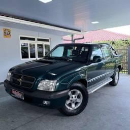 Chevrolet s10 2.8 mwm 4x4  2006 6 Lugares