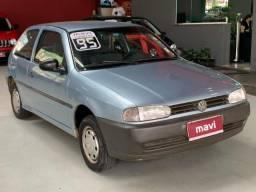 Volkswagen Gol 1000 ano 1995 baixa km novissimo , carro de colecionador uma raridade