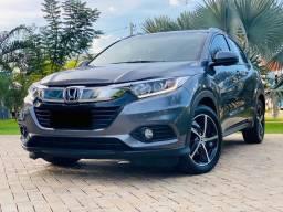 Honda HR-V EXL CVT 1.8 I-VTEC Flex One + 2019/2020 + (155cv)  + Impecável!