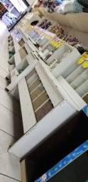 Graneleiro Dispenser box para ração Pet Shop 31 9  *