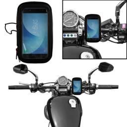 suporte de celular para moto e bike