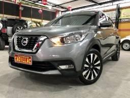 Nissan Kicks SL Automático - 2018 - Interior Machiatto