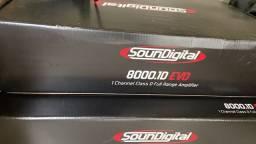 Título do anúncio: SD8000.1D 1 ohms