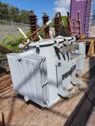 Título do anúncio: Transformador 112,5 KVA Trifásico
