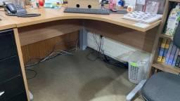Título do anúncio: Mesa para escritório em L