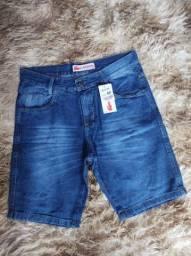 Bermuda jeans. Atacado 28$acima de 10 unidade