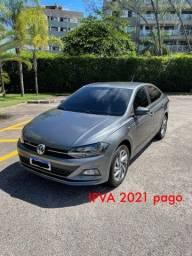 Volkswagen Virtus Highline 2020 com 10.000 km rodados