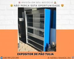 Expositor de Pães Túlia (Mercado / Padaria / Mercearia) | Matheus