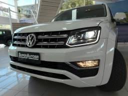 Super Oportunidade!!! VW Amarok Highline CD 4x4 Diesel 2020 com 4 mil km apenas!!!