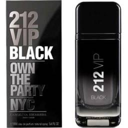 Perfume 212 Vip Black Masculino 100ML