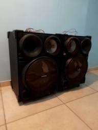 Par de Caixas acústica Sony SS-SH2000