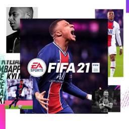 FIFA 21 PS4 ou PS5